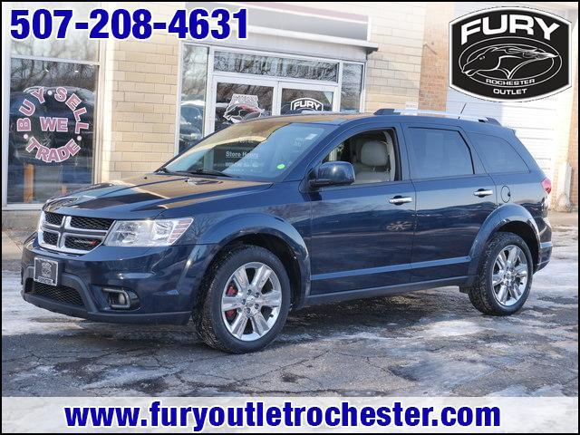 2014 Dodge Journey AWD 4dr Limited Stillwater MN
