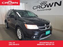 2014_Dodge_Journey_AWD /PUSH BUTTON START/ REAR PARK ASSIST/ HEATED STEERING WHEEL_ Winnipeg MB