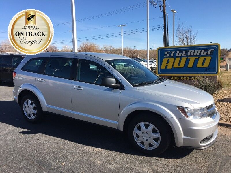 2014 Dodge Journey American Value Pkg St George UT
