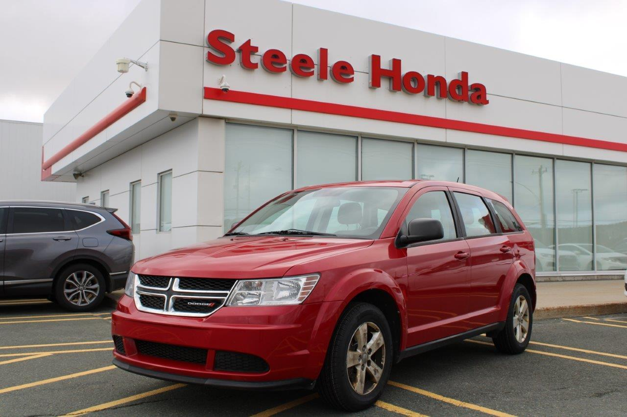 2014 Dodge Journey CVP/SE Plus St. John's NL
