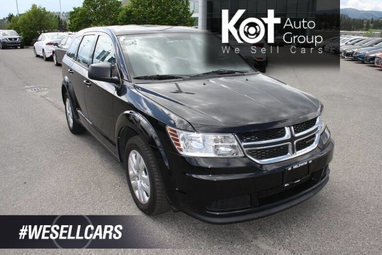2014 Dodge Journey Canada Value Pkg Kelowna BC