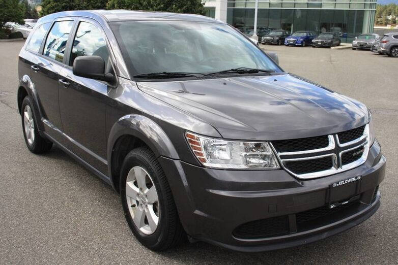 2014 Dodge Journey Canada Value Pkg Penticton BC