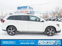 Dodge Journey Crossroad AWD, Sunroof, Rear DVD, Nav, Remote Start, Heated Leather 2014