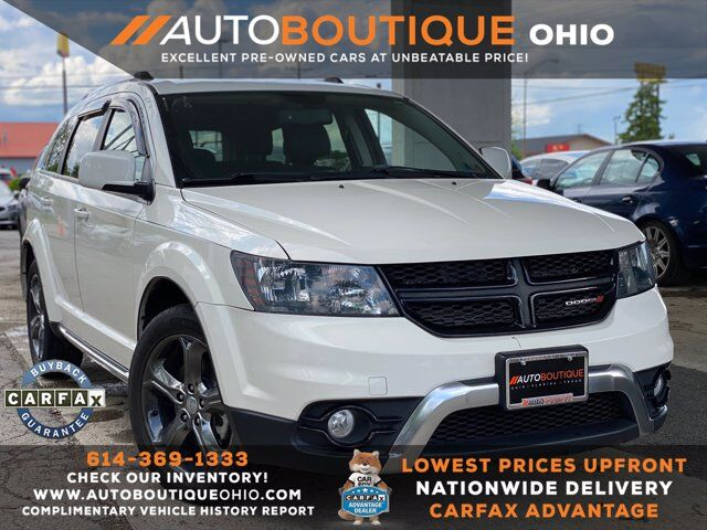 2014 Dodge Journey Crossroad Columbus OH