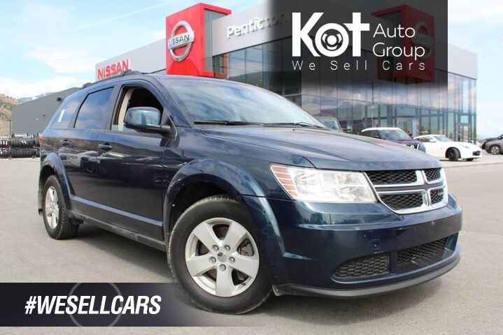 2014 Dodge Journey FWD SE Plus, No Accidents, Great Family Vehicle Kelowna BC