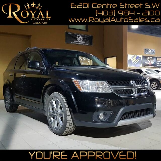 2014_Dodge_Journey_R/T w/ Third Row Seating_ Calgary AB