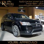 2014 Dodge Journey R/T w/ Third Row Seating