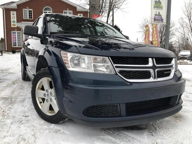 2014 Dodge Journey SE-ASIS-Cruise-PowerOptns-PushStart-Alloys London ON
