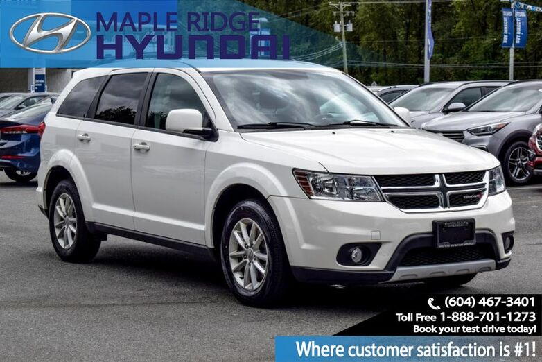 2014 Dodge Journey SXT, Bluetooth, Backup Camera, Maple Ridge BC