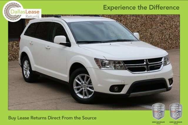 2014 Dodge Journey SXT Dallas TX