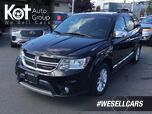 2014 Dodge Journey SXT No Accidents! Navigation, Sunroof