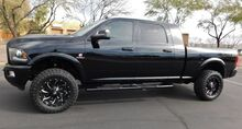 2014_Dodge_RAM 2500 MEGA CAB 4wd LARAMIE SPORT NAVI MOON_CUMMINS DIESEL LOADED LEVEL LIFT CUSTOM WHLS/TRS_ Phoenix AZ