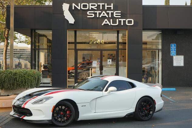 2014_Dodge_SRT Viper_GTS_ Walnut Creek CA