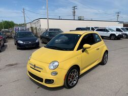 2014_FIAT_500_Sport_ Cleveland OH