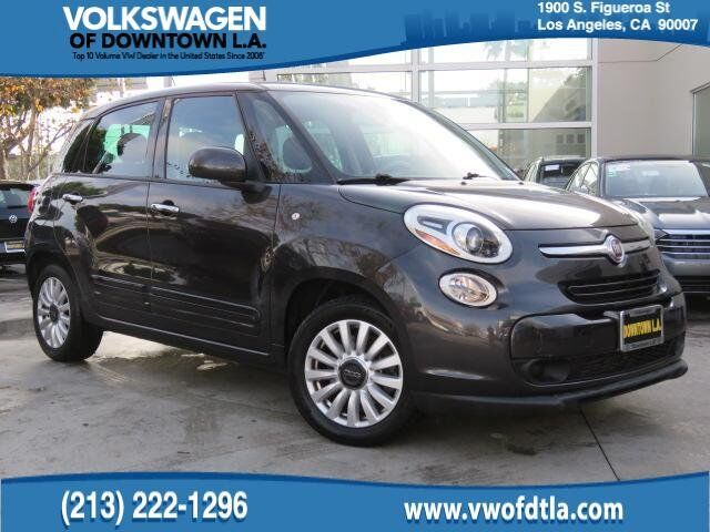 2014 FIAT 500L Easy Los Angeles CA