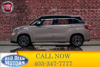 2014_FIAT_500L_Lounge Leather Roof Nav_ Red Deer AB
