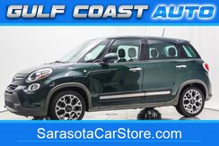 2014_FIAT_500L_TREKKING MANUAL NAVIGATION EXTRA CLEAN ONLY 56K MILES 1FL OWNER_ Sarasota FL