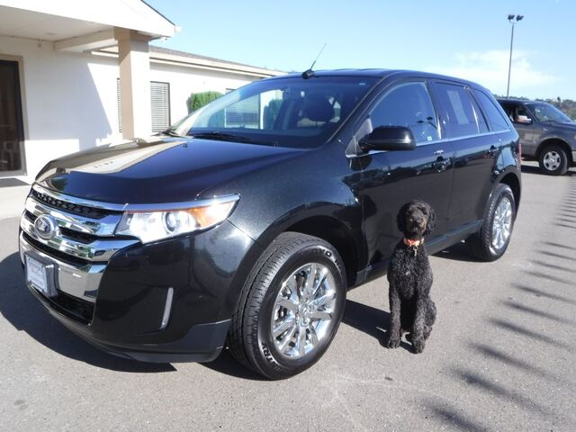 2014 FORD EDGE LIMITED Roseburg OR