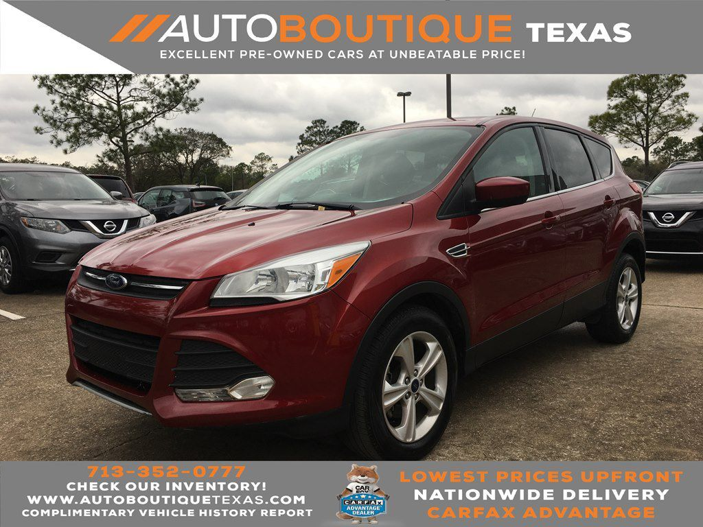 2014 FORD ESCAPE SE SE Houston TX