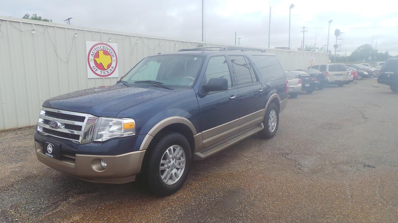 2014 FORD EXPEDITION EL Terrell TX