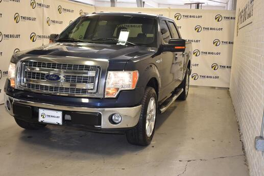 2014 FORD F-150 XL; PLATINUM;  Kansas City MO