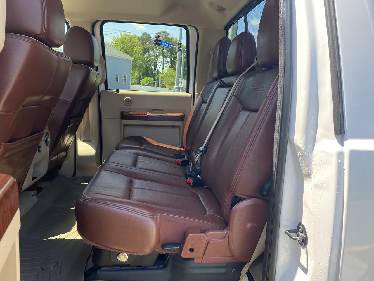 2014 FORD F-250 KING RANCH CREW CAB 4X4, WARRANTY, DIESEL, LEATHER, NAV, HEATED/COOLED SEATS, SUNROOF, 1 OWNER! Norfolk VA