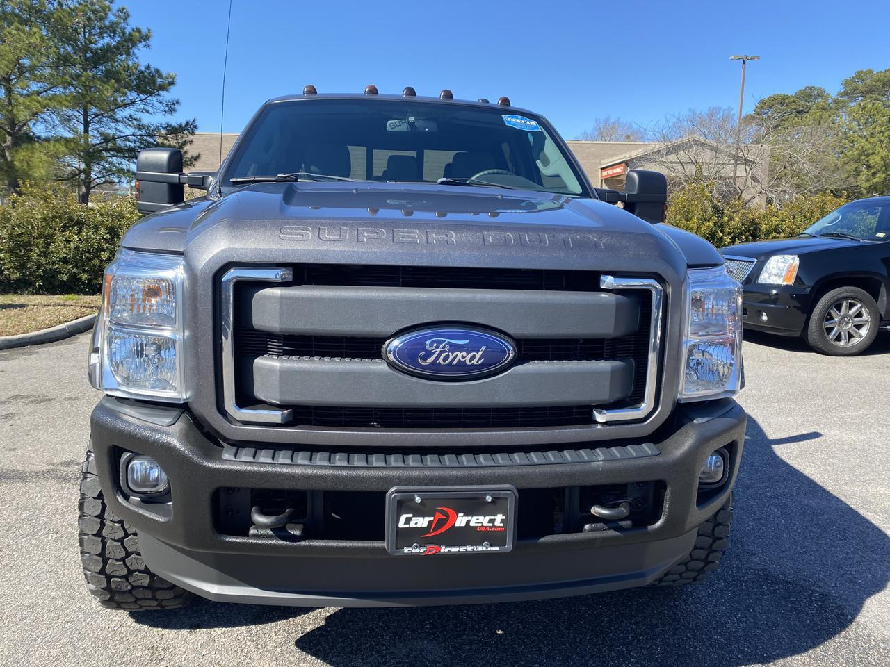 2014 FORD F-250 SD XLT CREW CAB 4X4, LIFTED, BACKUP CAM, PARKING SENSORS, BLUETOOTH, AUX/USB PORT, 1 OWNER, CLEAN! Virginia Beach VA