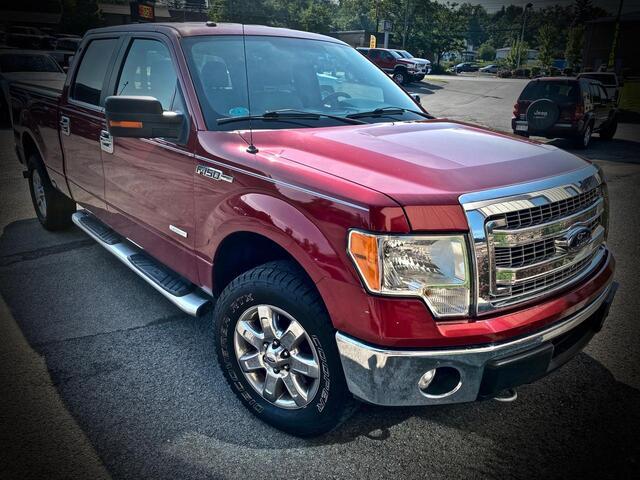 2014_FORD_F150 CREW CAB 4X4_XLT_ Bridgeport WV