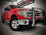 2014 FORD F150 EXTENDED CAB 4X4 XLT