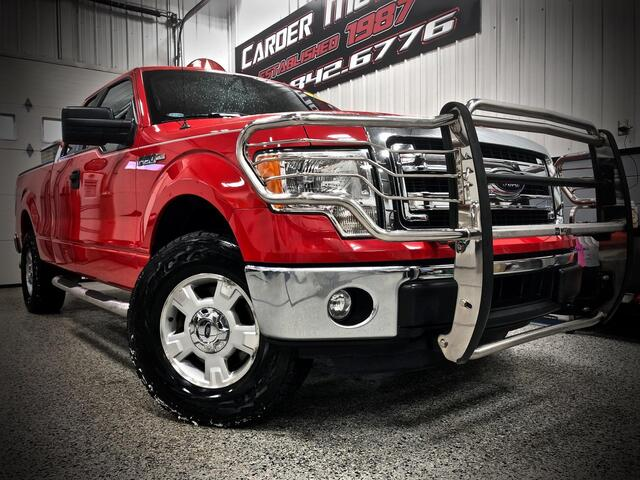 2014_FORD_F150 EXTENDED CAB 4X4_XLT_ Bridgeport WV