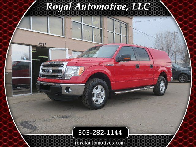 2014 FORD F150 Lariat Englewood CO