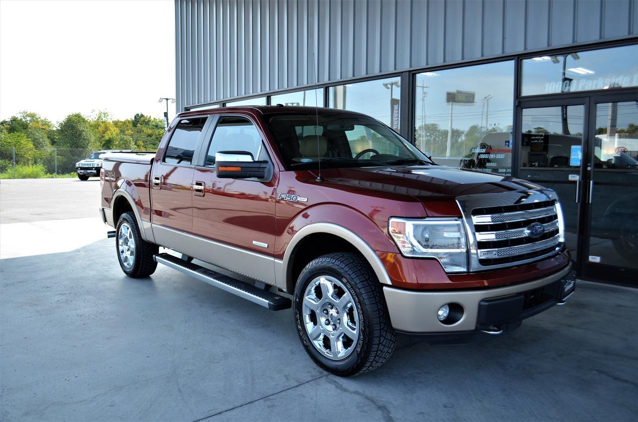 2014 FORD F150 SUPERCREW Knoxville TN