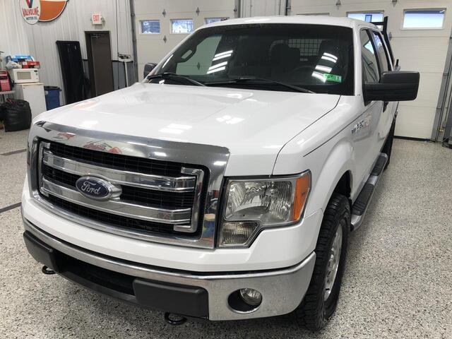 2014 FORD F150 SUPERCREW XLT 4X4  Bridgeport WV