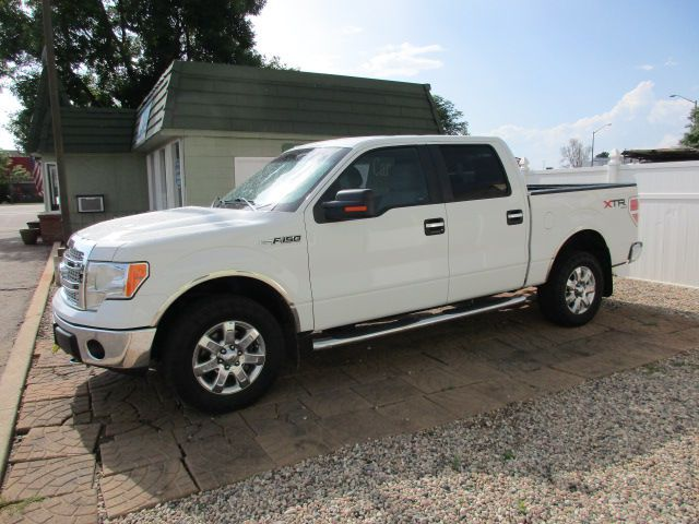 2014 FORD F150 XLT 4WD SUPERCREW