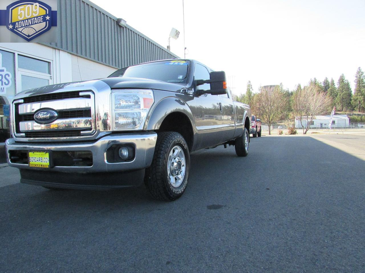 2014 FORD F350 SUPER DUTY XLT Spokane Valley WA