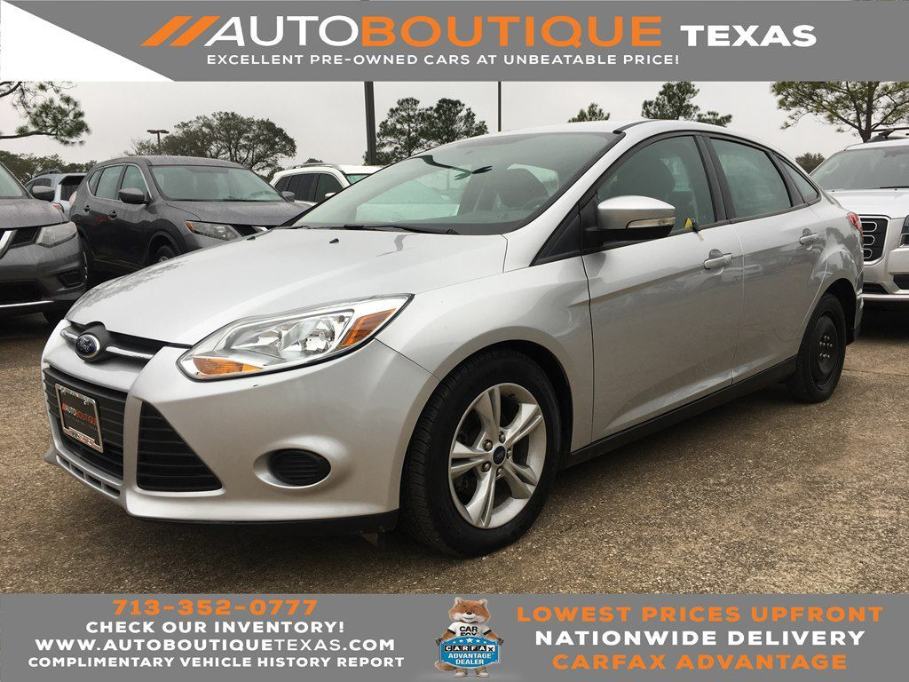 2014 FORD FOCUS SE SE Houston TX