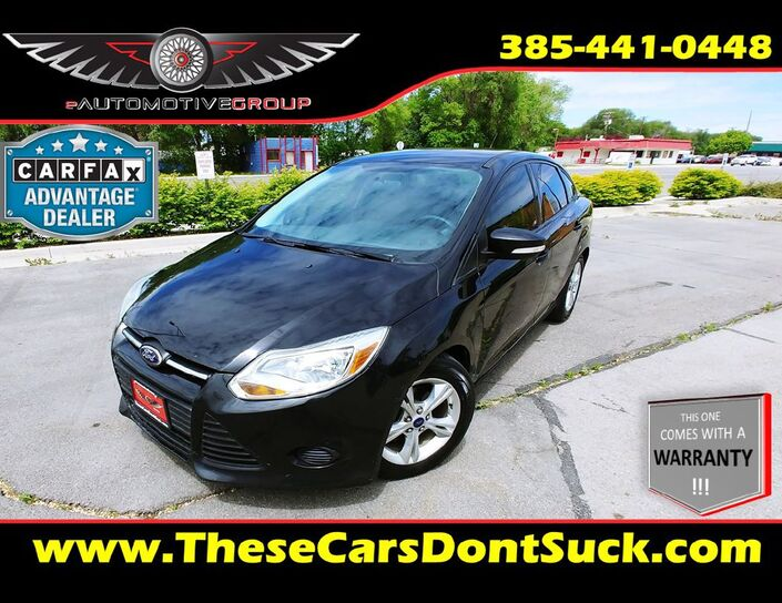 2014 FORD FOCUS SE Sandy UT