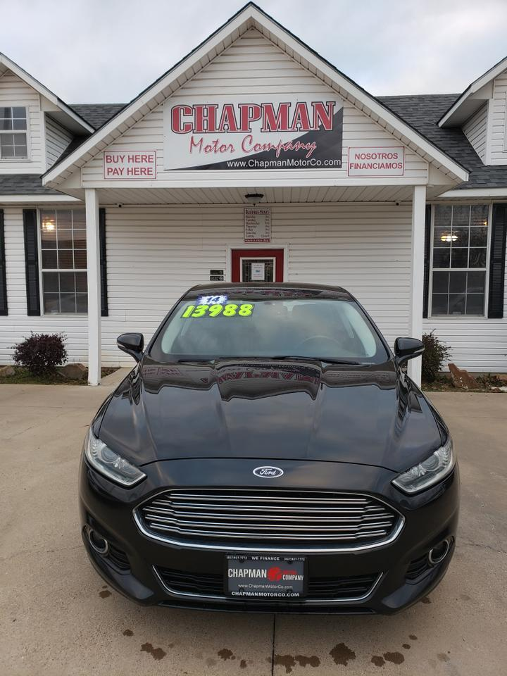 2014 FORD FUSION Fort Worth TX
