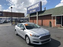 2014_FORD_FUSION_S_ Kansas City MO