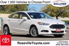 2014_FORD_Fusion_TITAN HEV_ Roseville CA