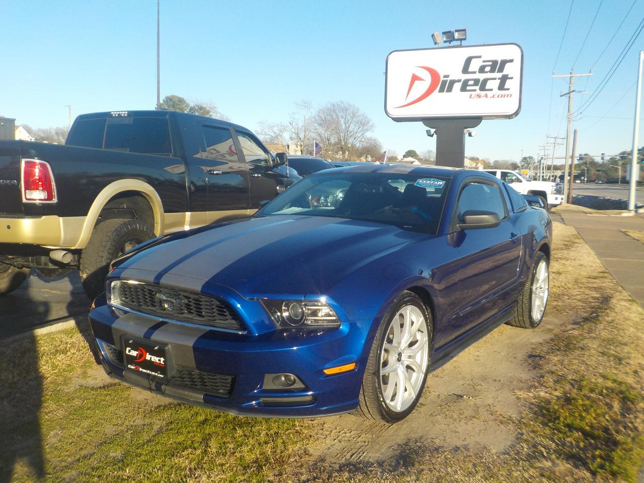 2014 FORD MUSTANG 2 DOOR COUPE, CUSTOM DRAG RIMS, BLUETOOTH WIRELESS, SYNC, VERY CLEAN, WELL MAINTAINED!