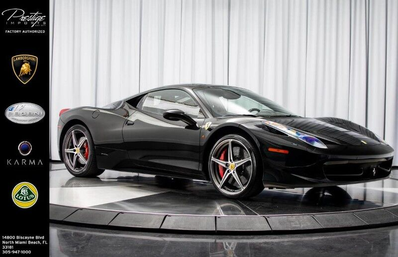 2014_Ferrari_458 Italia__ North Miami Beach FL