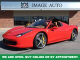 2014 Ferrari 458 Italia Spider Video