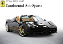 2014 Ferrari 458 Spider Base Chicago IL