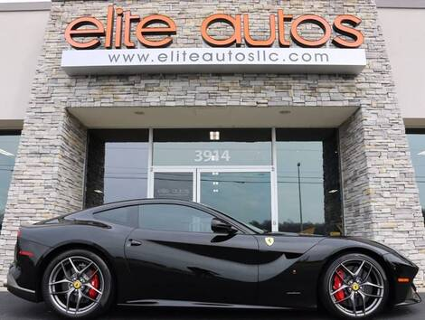 2014_Ferrari_F12berlinetta_Base 2dr Coupe_ Jonesboro AR