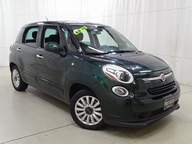 2014 Fiat 500L Easy Raleigh NC