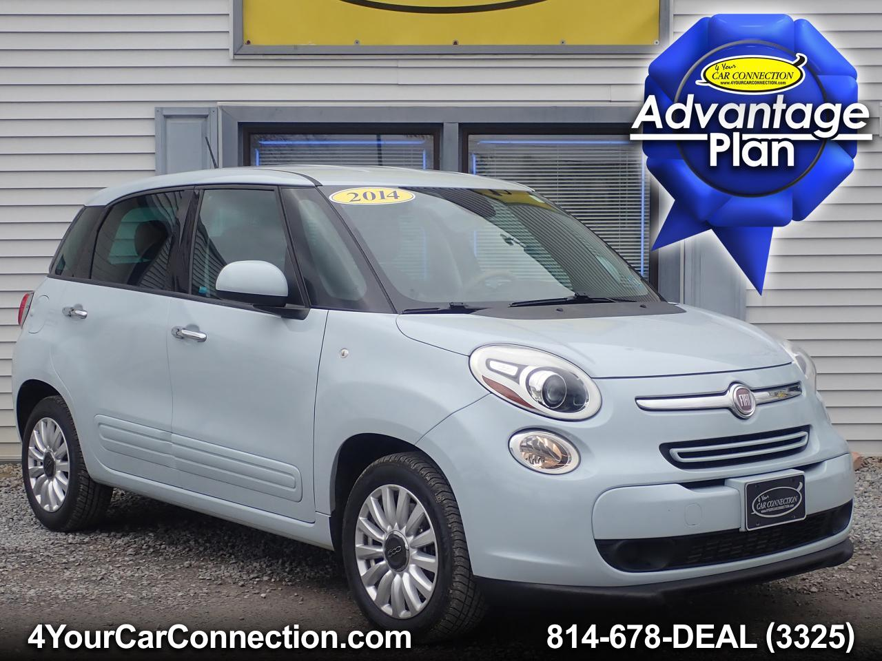 2014 Fiat 500L Easy Turbo Cranberry PA