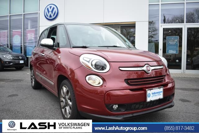 2014 Fiat 500L Lounge White Plains NY