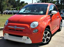 Fiat 500e w/ BLUETOOTH & LEATHER SEATS 2014