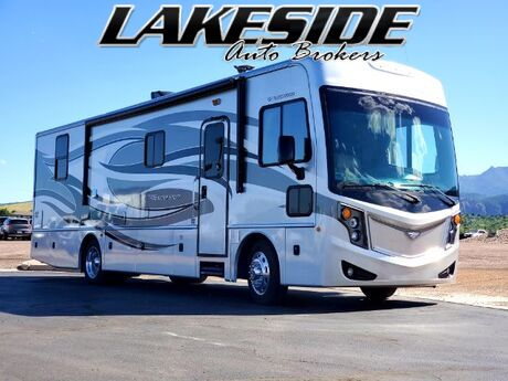 2014 Fleetwood Excursion 33A - Colorado Springs CO